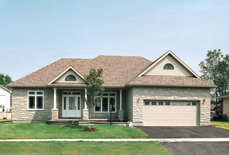 The Kingsbury Cedarstone Homes