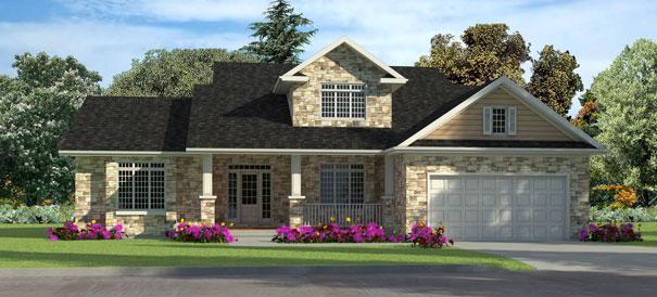 The Anderson Cedarstone Homes