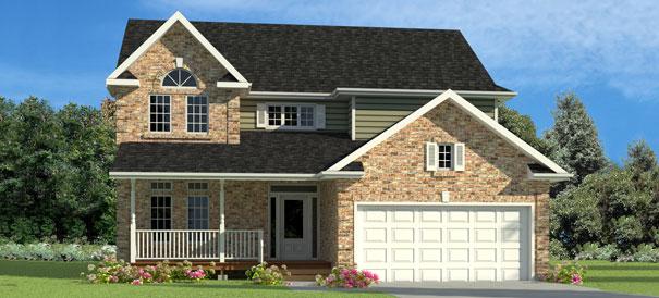 The Gibraltor Cedarstone Homes