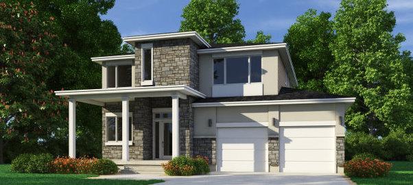 The Homewood B Cedarstone Homes