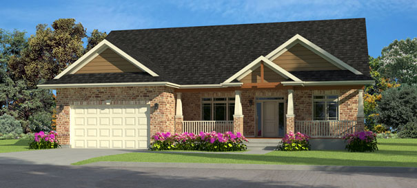 The Kingsbury Loft Cedarstone Homes