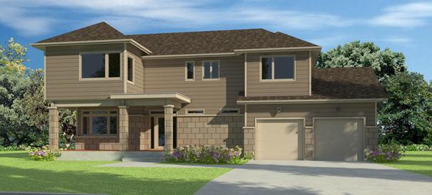 The Living 3br Cedarstone Homes