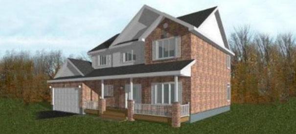 The Mira Cedarstone Homes