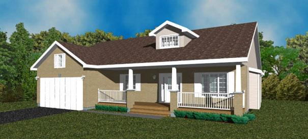 The Rochelle Cedarstone Homes